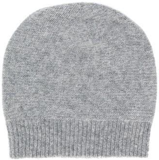 Fabiana Filippi Fine Knit Beanie Hat