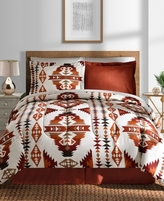 Sunham Mojave Reversible 6-Pc. Twin Comforter Set