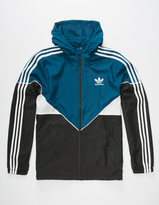 adidas Premier Mens Windbreaker Jacket