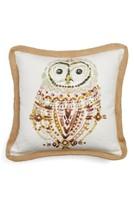 Levtex Owl Pillow