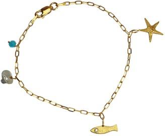 Yvonne Henderson Jewellery Ocean Charm Bracelet - Gold