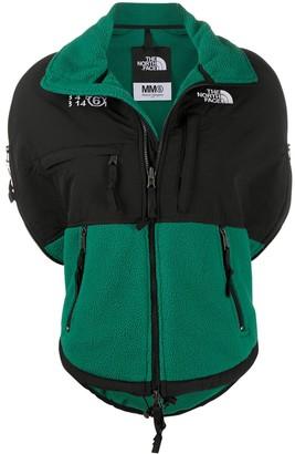 MM6 MAISON MARGIELA x The North Face fleece jacket