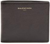Balenciaga Bi-fold leather wallet