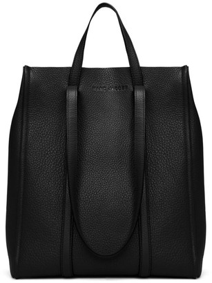 Marc Jacobs The Tag Coated Leather Tote