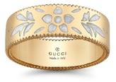 Gucci Women's Icon Band Ring