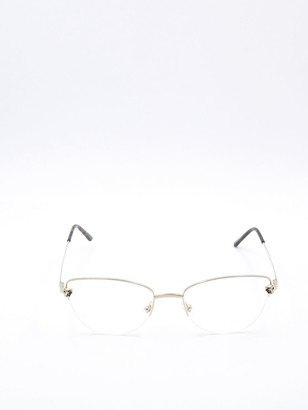 Cartier Square Frame Glasses