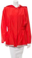 Piazza Sempione Hooded Windbreaker Jacket w/ Tags