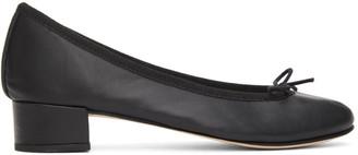 Repetto Black Camille Heels