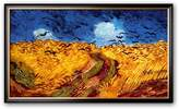 Art.com Wheatfield with Crows