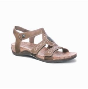 BearPaw Women's Ridley Flat Sandals Women's Shoes
