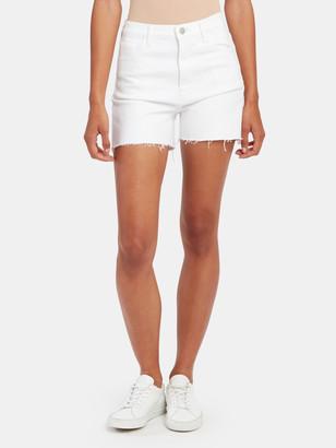 J Brand Jules High Rise Shorts