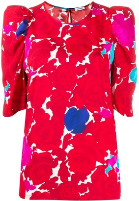 P.A.R.O.S.H. Abstract Print Top