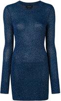 Isabel Marant sparkly sweater dress