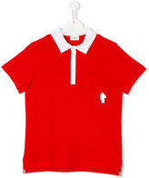 Fendi Teen Bag Bugs polo shirt