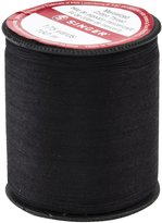 Singer Mercerized Cotton Thread, 175 Yards, Black