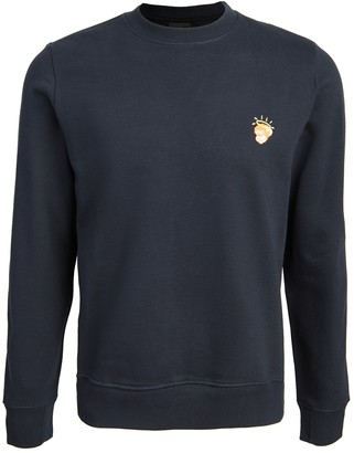 Paul Smith Regular Fit Monkey Sweatshirt