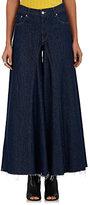MM6 MAISON MARGIELA Women's Cotton Wide-Leg Jeans