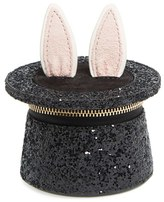 Kate Spade Women's Make Magic Rabbit In Hat Coin Purse - Black