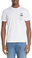 Paul Smith Men's Watermelon Print T-Shirt