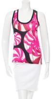 Miu Miu Sleeveless Candy Top