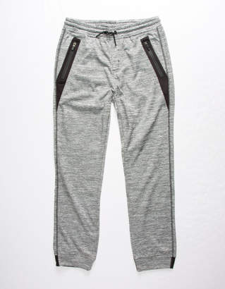 Subculture Zipper Boys Jogger Pants