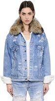 Le Bon Winter Murmansky & Denim Jacket