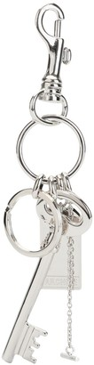 MM6 MAISON MARGIELA Multiple Charms Keyring