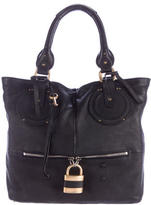 Chloé Paddington Leather Tote