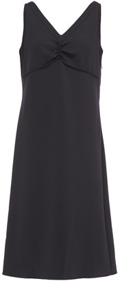 Maison Margiela Ruched Scuba Dress