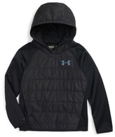 Under Armour Boy's Swacket Storm Armour Water Resistant Hoodie