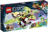 Lego Elves The Goblin King`s Evil Dragon 4118