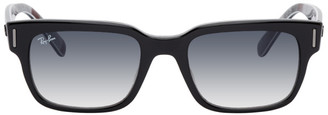 Ray-Ban Black Jeffrey Sunglasses