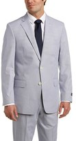 Brooks Brothers Regent Fit Suit With Flat Pant.