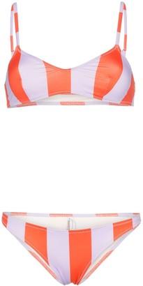 Solid & Striped Striped Bikini