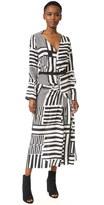 Preen by Thornton Bregazzi Benjamin Maxi Dress