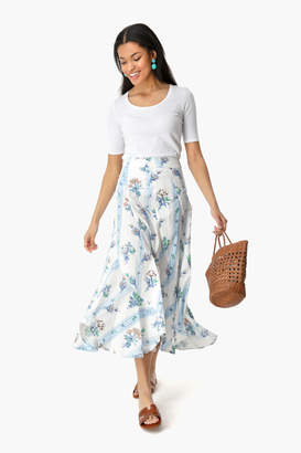 Tuckernuck Bouquet Swing Skirt