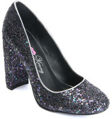 Penny Loves Kenny Ritz Glitter Pump