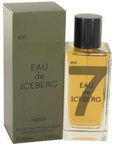 Iceberg Eau De Amber Eau De Toilette Spray for Men (3.4 oz/100 ml)