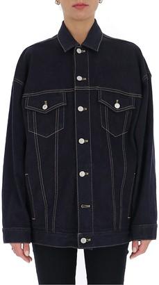 Givenchy Oversized Denim Jacket