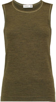 Pringle Slub Merino Wool Tank
