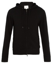 Derek Rose Finley hooded zip-up cashmere sweater
