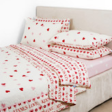 Emma Bridgewater Hearts Quilted Bedspread - 250x260cm