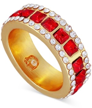 GUESS Multi-Crystal Eternity Ring