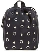 3.1 Phillip Lim Phillip Lim Medium Go-Go Embellished Backpack - Blue