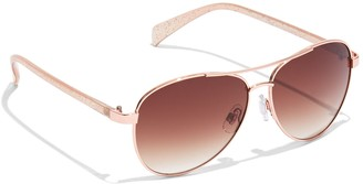 New York & Co. Aviator Sunglasses