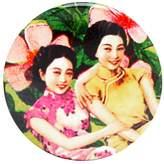 Tokyo Milk TokyoMilk Objects to Desire Little Art Flat Pocket Mirrors Geisha Girls