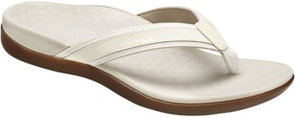 Vionic Leather Thong Sandals - Tide II