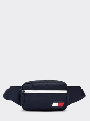 Tommy Hilfiger Tommy Sport Flag Crossbody Bag