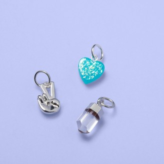 Girls' 3pk Assorted Charm Set - More Than MagicTM