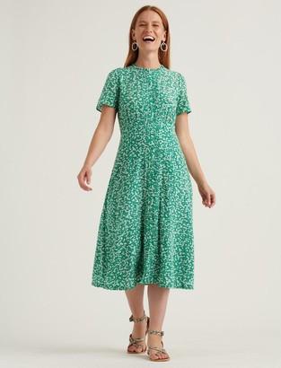 Lucky Brand Penelope Midi Dress